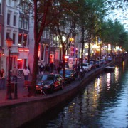 Amsterdam's Red Light District Tour