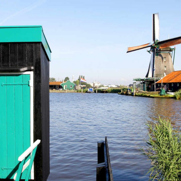 Windmill tour